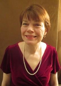 Ordförande Eva-Britt Wernborn Föreningen Söderringen