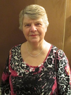 Sekreterare Ingrid Holmberg Folkdanslaget Fyrväpplingen