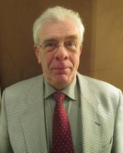 Vice ordförande Lars Almströmer Skörde-Gillet