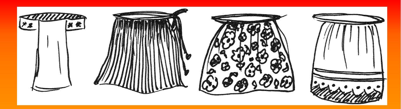18/11: Förkläden i tradition