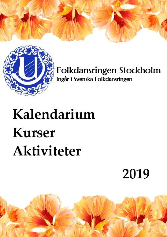 Årsprogram för 2019