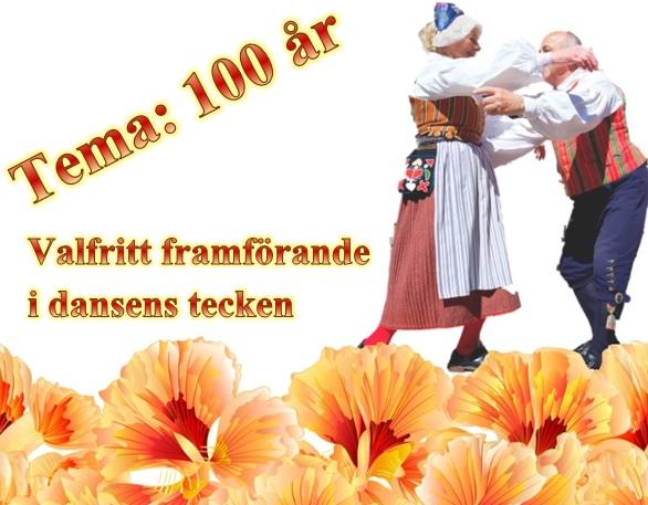 19/5: Folkdansringens Dag på Stortorget