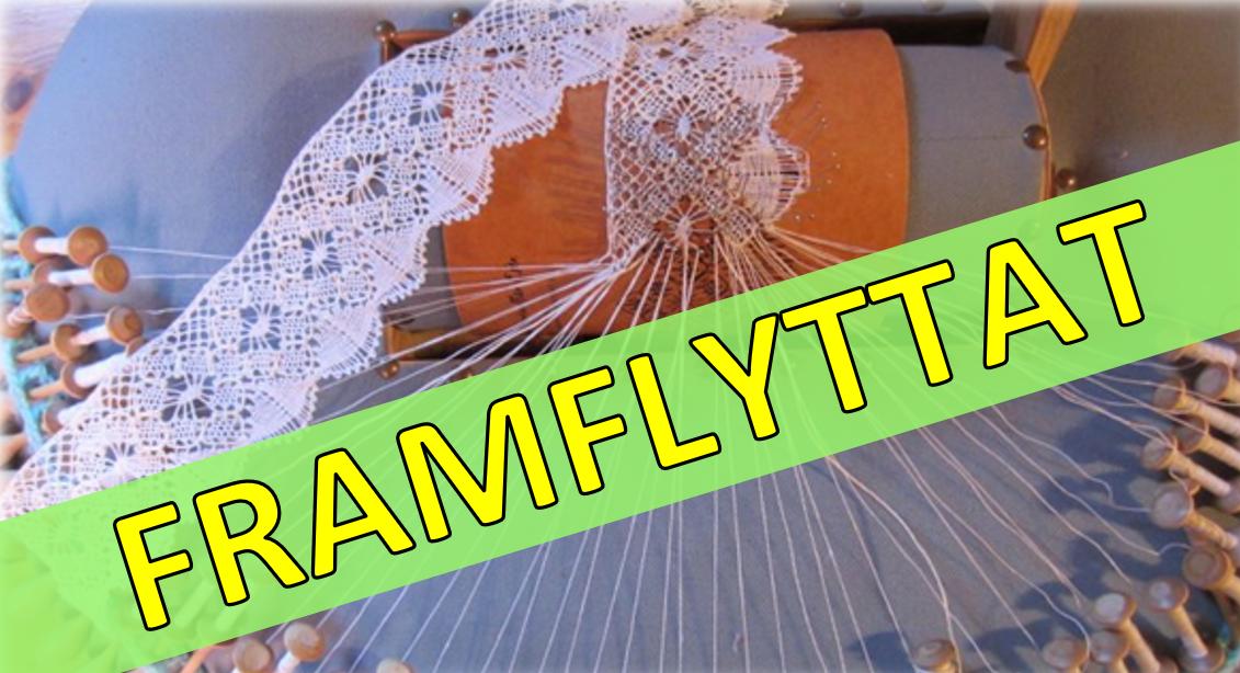 FRAMFLYTTAT: Kurs i knyppling